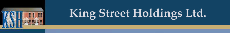 King Street Holdings Ltd company