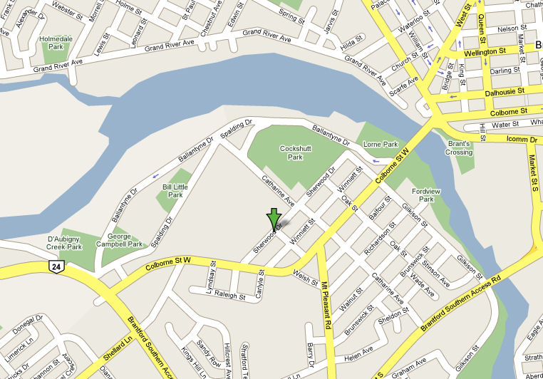 King Street Holdings Ltd Cordage Lofts Inc Brantford